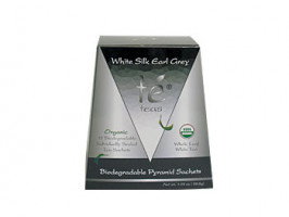 Organic White Silk Earl Grey