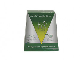 Organic South Pacific Green